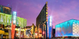Starting today, June 10, 2020 – Universal CityWalk in Hollywood begins a phased reopening of select venues, welcoming guests back to enjoy the iconic destination with enhanced health and safety measures.