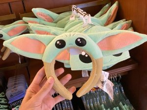 Baby Yoda Merch Walt Disney World